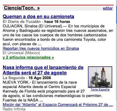 GoogleNoticiasMexico